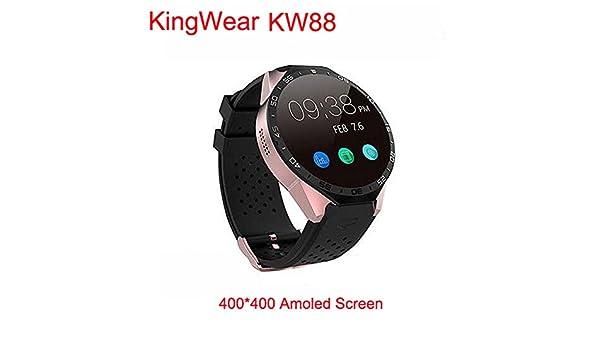 2016 SmartWatch 3G Kingwear Kw88 Pk Finow X5 X61.39 ...