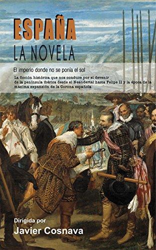 España, la novela de Javier Cosnava y otros