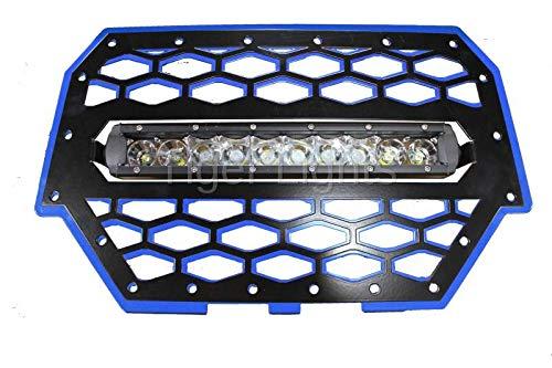 (Polaris RZR 900/1000 Blue Grille Light & 10