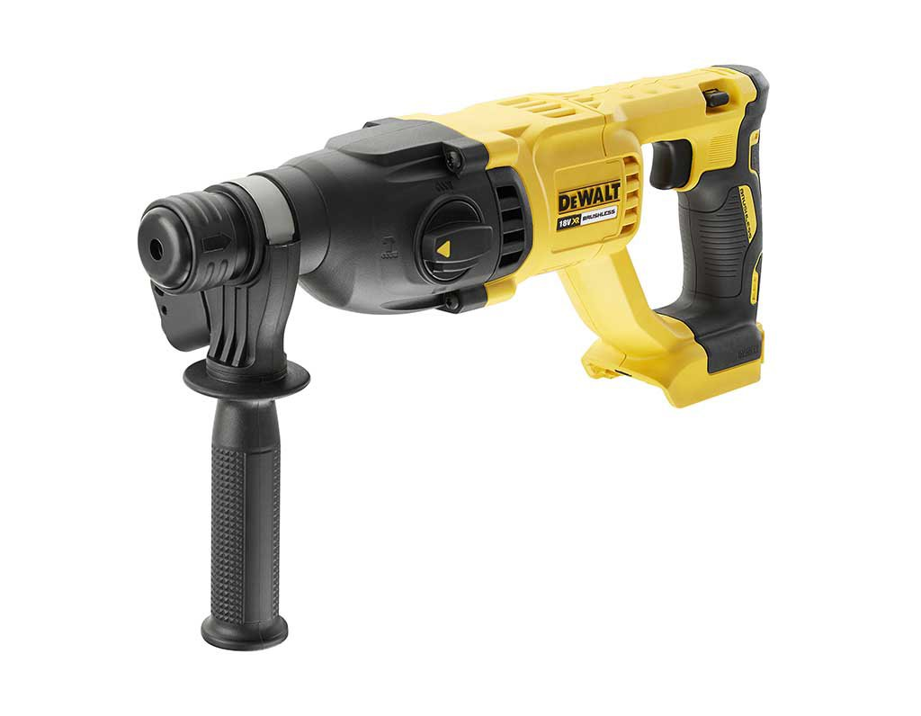 Dewalt DCH133NT-XJ Perforateur-Burineur 26mm 18V, 18 V, Jaune/noir, 26 mm