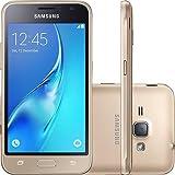 Samsung Galaxy J1 Mini J105B Unlocked GSM 3G Quad-Core Smartphone w/ 5MP Camera - Gold