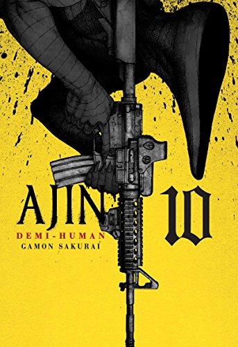 Ajin. Demi-Human - Volume 10