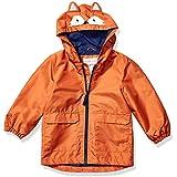Carter's Boys' Critter Rainslicker Lightweight Rain Jacket
