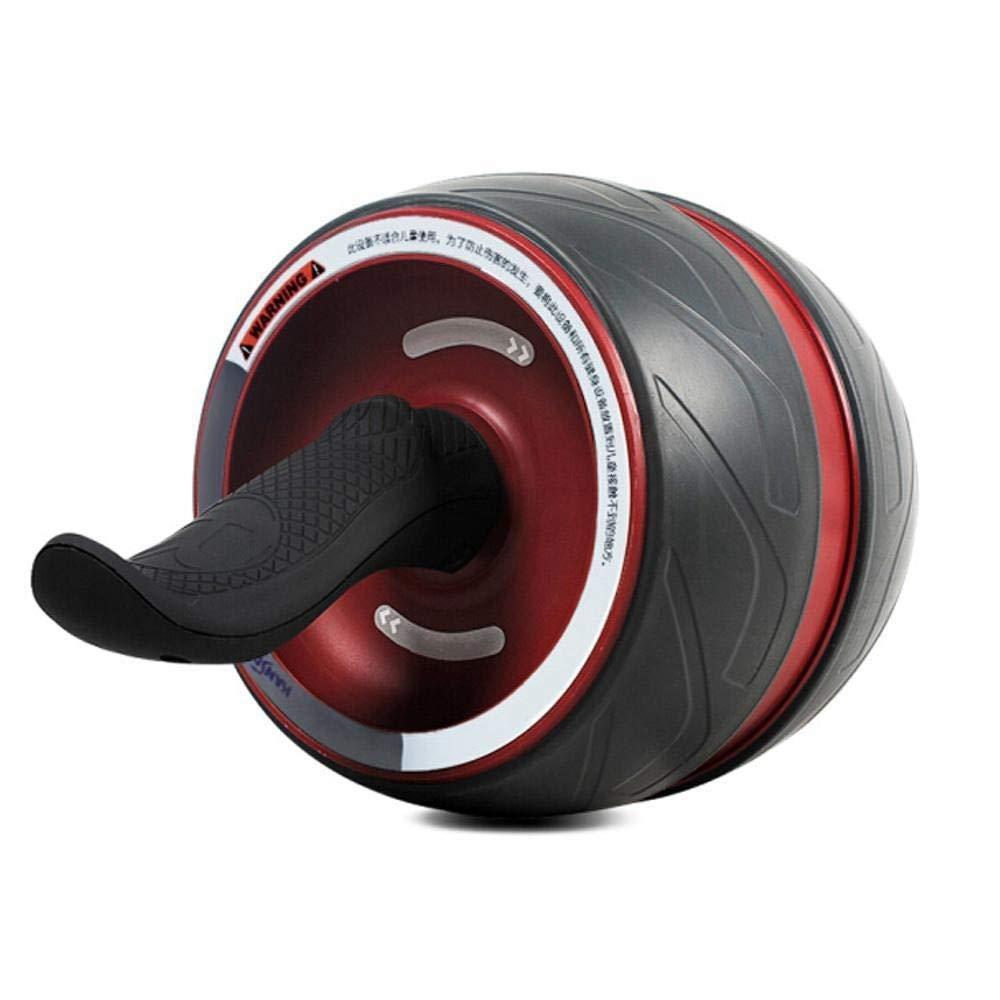 Olydmsky Wheel Bauchtrainer Gesunder Bauch Rad Home Fitnessgeräte Rebound ABS Rad Multi-Funktions