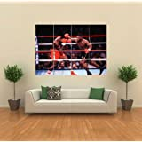 TYSON MIKE BOXING BRUNO ART PRINT POSTER PICTURE GIANT HUGE G949