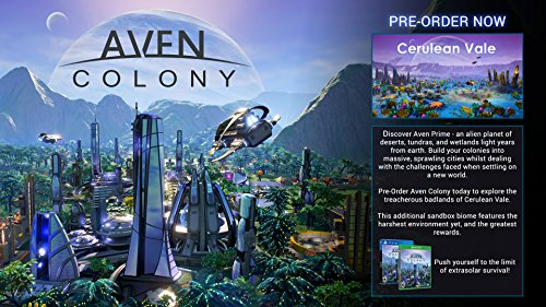 Aven Colony - Xbox One by Sold Out (Image #1)