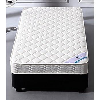 Amazon Com Zinus 6 Inch Spring Mattress Twin Kitchen