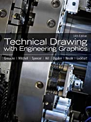 [(Technical Drawing with Engineering Graphics )] [Author: Frederick E. Giesecke] [Dec-2010]