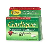 Sun Source Garlique Dietary Supplement Caplets 60 ea Review
