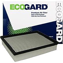 ECOGARD XA5315 Premium Engine Air Filter Fits Chevrolet Silverado 1500 / GMC Sierra 1500 / Chevrolet Tahoe, Silverado 2500 HD, Suburban 1500 / GMC Yukon, Yukon XL 1500, Sierra 2500 HD