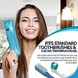BriteUV Toothbrush Case Sanitizer – Includes