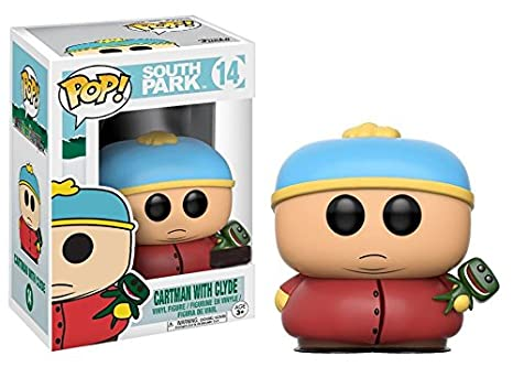 Figura Pop South Park Cartman with Clyde Exclusive: Amazon.es: Juguetes y juegos