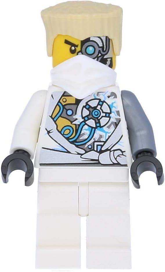 LEGO Zane - Rebooted (Schlacht - Narben)