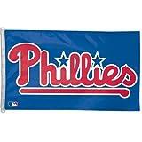 WinCraft MLB Philadelphia Phillies WCR07412091 Team Flag, 3' x 5'