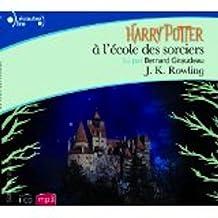 HARRY POTTER À L'ÉCOLE DES SORCIERS 2 CD MP3 de ROWLING.JOANNE KATHLEEN (2007) Audio CD