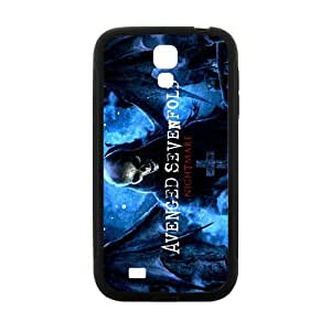 avenged sevenfold nightmare album Phone Case for Samsung Galaxy S4 Case by runtopwell