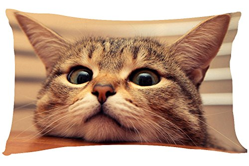 EIAY Shop Custom Zippered Pillow Cases Throw Pillow Covers Cute Animals 20