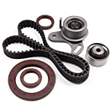 SCITOO Timing Belt Tensioner kit fit 06-11 KIA RIO5 1.6L DOHC L4 ENG CODE ALPHA II G4ED