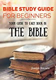 Get to know your Bible with The Bible Study Guide For Beginners - The BibleThis easy to read and understand bible study guide is great for beginners, or as a reference for bible study groups.Each Book Of The Bible Is Explained, Including:•The Author•...