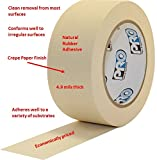 ProTapes Pro 795 Crepe Paper General Purpose