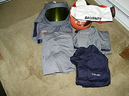 e6c3a1d2012c Salisbury by Honeywell SK40-2 Arc Flash Protective Flash Suit Kits ...