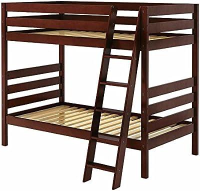 dhp abode full size loft bed metal frame with. Black Bedroom Furniture Sets. Home Design Ideas