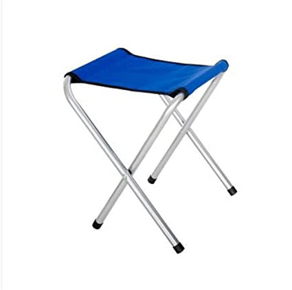 Pleasant Amazon Com Flhainver Portable Padded Chair Stool Fishing Bralicious Painted Fabric Chair Ideas Braliciousco