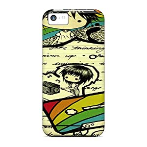 Slim New Design Hard Cases For Iphone 5c Cases Covers - TVo31862zRdm