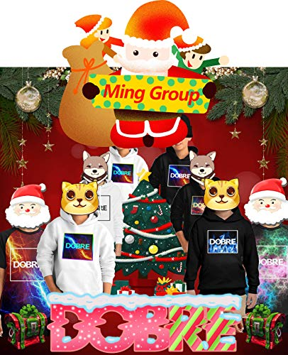 Lucas Dobre,Marcus Dobre Youth Hoodies, Fashion Winter Boy Sweater Coat L by Ming Group (Image #1)