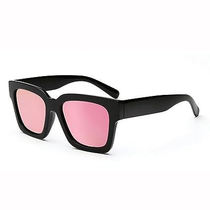 ZX Personalidad Hipster Cara Redonda Gafas De Sol ...