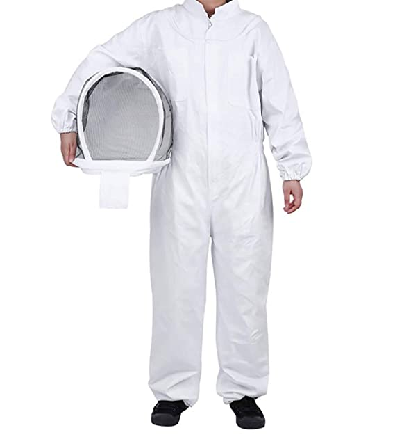 Amazon.com: TUDIO Apiary Beekeeping Suit, Traje de ...