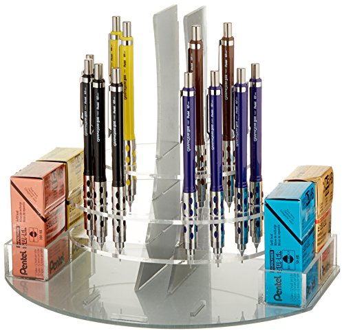 Pentel GraphGear 800 Mechanical Display Assortment: Drafting Pencil (PG800-60) by Pentel