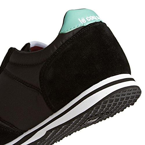 Le Coq Sportif Bolivar W Sneaker, Black, 36