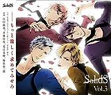 Shiki Takamura (Takuya Eguchi), Tsubasa Okui (Souma Saito), Rikka Sera (Natsuki Hanae), Dai Murase (Yuichiro Umehara) - Character Song CD Series Solids Vol.3 [Japan CD] TKPR-3