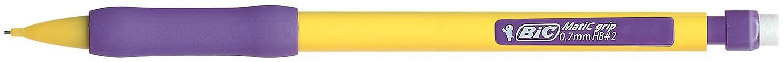 BIC Matic Original Comfort 0,7 mm Portamine HB Confezione Da 12 Fusto In Colori Assortiti