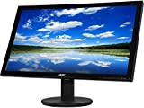 Acer K242HQL 23.6#8221; TN Panel Widescreen LED\LCD Monitor 1920x1080 Resolution at 60Hz Refresh Rate#59;