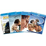 5-Film Movie Romance Collection - The Vow/Safe Haven/Dear John/The Notebook & The Lucky One (DVD + BLU-RAY + DIGITAL HD)