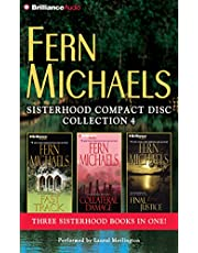 Fern Michaels Sisterhood CD Collection 4: Fast Track, Collateral Damage, Final Justice