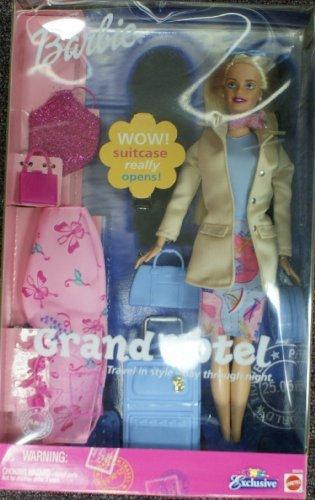 Amazon Com Grand Hotel Barbie Doll Toys Games