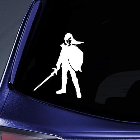 Windwaker HD Cartoon Legend of Zelda Toon Link Vinyl Car Laptop Decal Sticker
