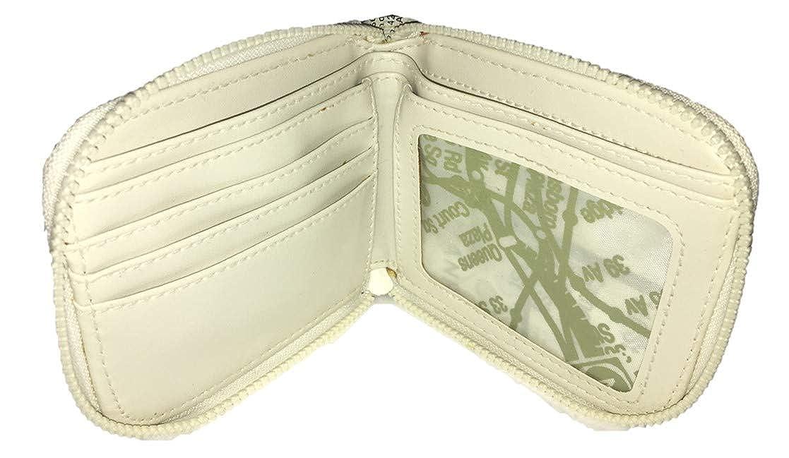 Nyc Subway Map Zippered Wallet.Nyc Subway Line Map Zipper Wallet At Amazon Men S Clothing Store