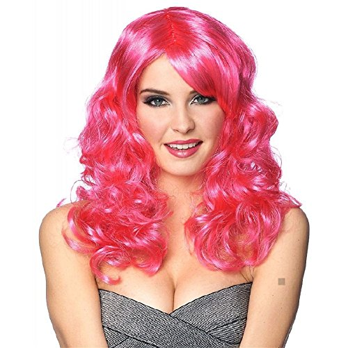 Pop Star Diva Costume (Lolita Wigs Adult Diva Pop Star Halloween Costume Fancy Dress)