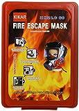 KIKAR Emergency Escape Hood Oxygen Mask Respirator