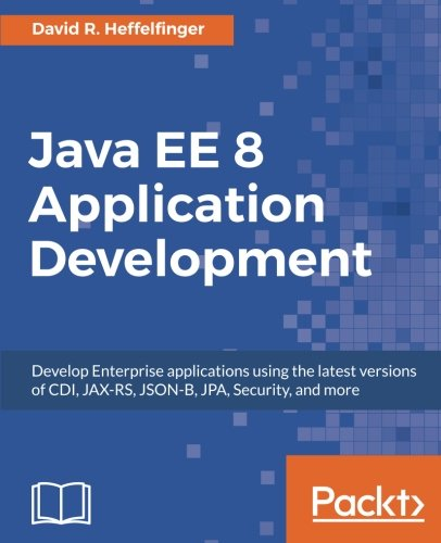 Java EE 8 Application Development Front Cover