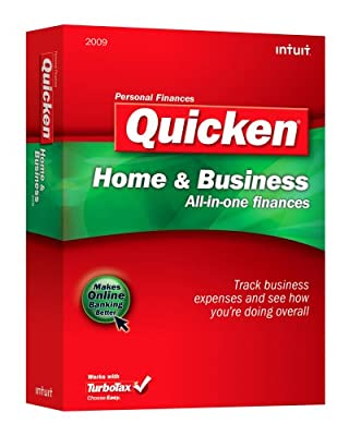 Quicken Home & Business 2009