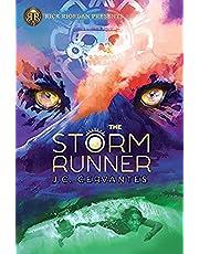The Storm Runner (Storm Runner, 1)