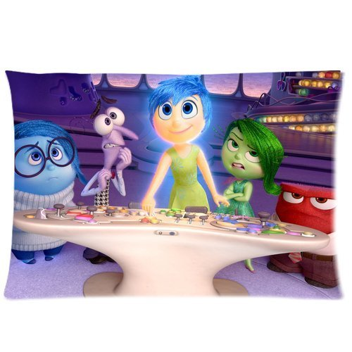 Custom Inside Out 5 Emotions Sadness Joy Disgust Anger Fear