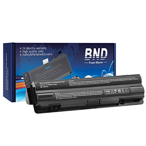 BND 7800mAh Laptop Battery [with Samsung Cells] for Dell ...