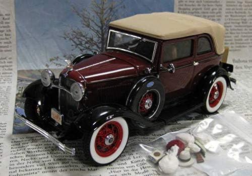 絶版 フランクリンミント*1/24*1932 Ford Model 18 V-8 Conv.