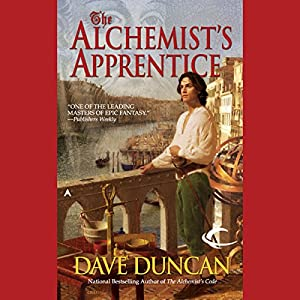 The Alchemist's Apprentice Hörbuch